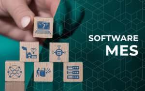 Software MES funzionamento e vantaggi