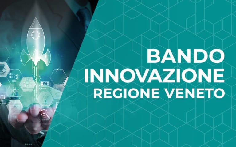 Bando innovazione Regione Veneto